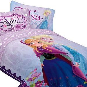Disney Frozen microfiber twin comforter